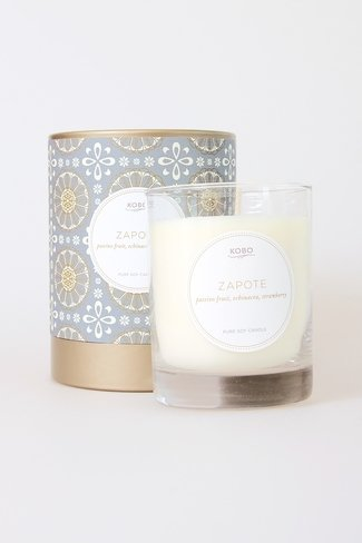 Scented Candle Zapote Mix