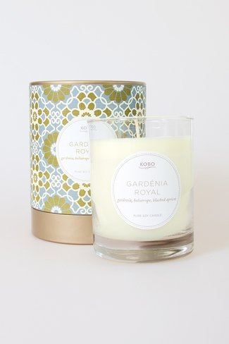 Scented Candle Gardenia Royal Mix