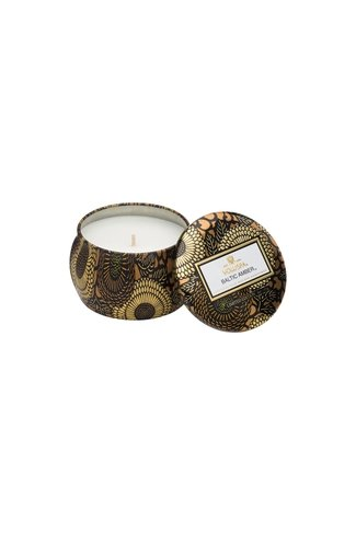 Baltic Amber Gold 1 Wick Scented Candle