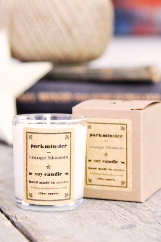 Candle Orange Blossom Mini