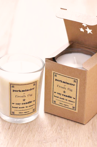 Candle Fresh Fig Mini