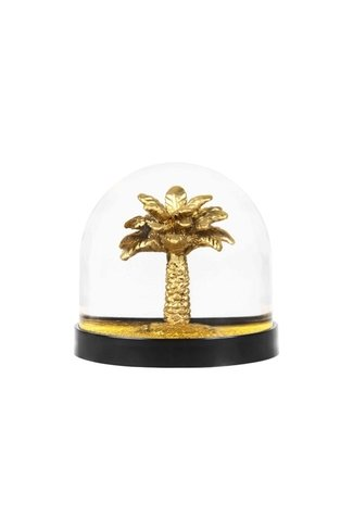 Wonderball Palm Tree Gold