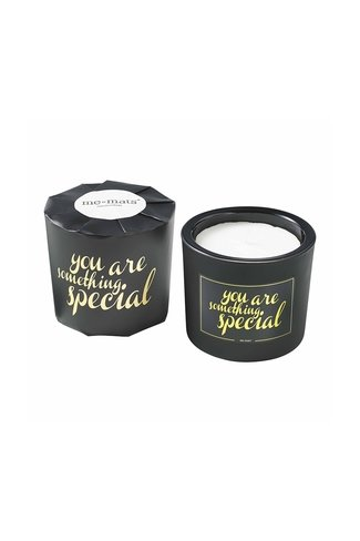 Candle You're Something Special Black