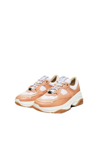Slfgavina Sneakers Peach Selected Femme