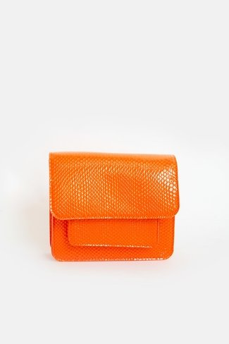 Cayman Pocket Bag Orange