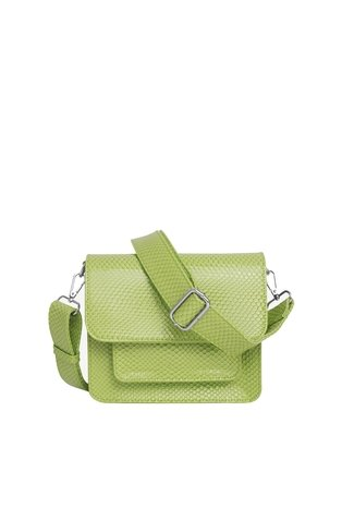 Cayman Pocket Bag Green Boa