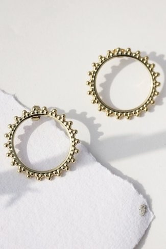 Helena Earrings Gold