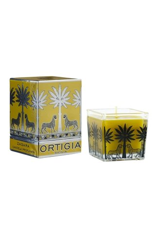 Zagara Square Candle