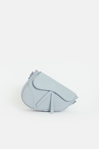 Small Sadle Bag Light Blue