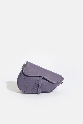 Small Sadle Bag Purple