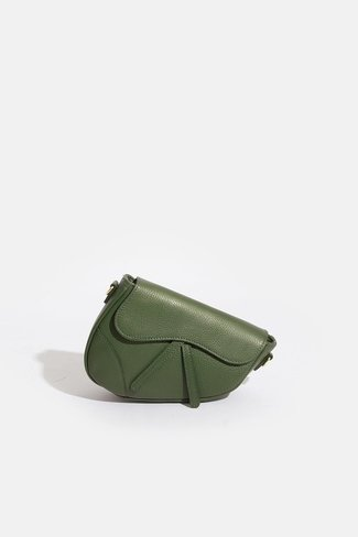 Small Sadle Bag Khaki