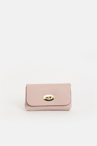Twist Lock Bag Pink