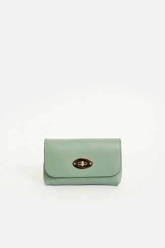 Twist Lock Bag Green
