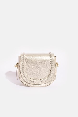 Braided Bag Gold