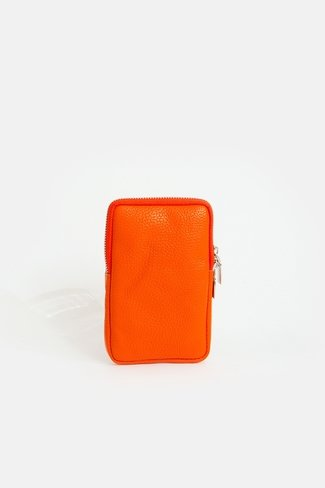 Telephone Bag Orange