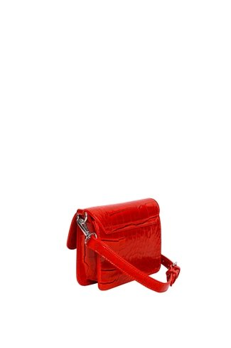 Mini Cayman Bag Red
