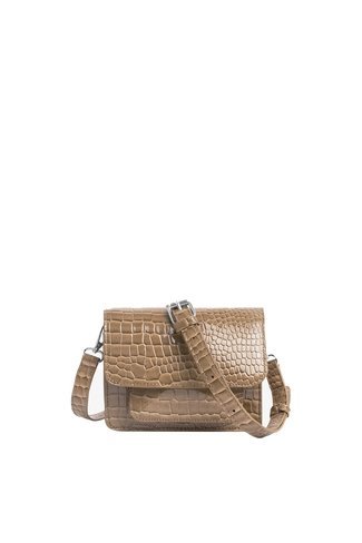 Mini Cayman Bag Light Brown