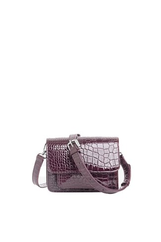Mini Cayman Bag Burgundy