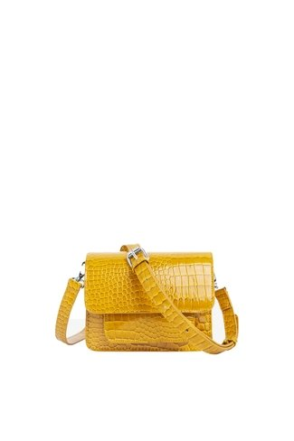 Mini Cayman Bag Dark Yellow