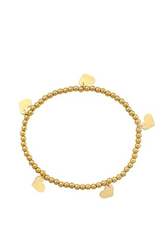 Lots Of Love Bracelet Gold