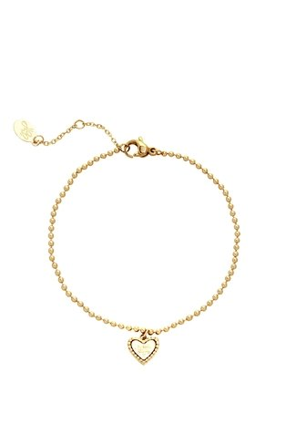 Be Kind Bracelet Gold