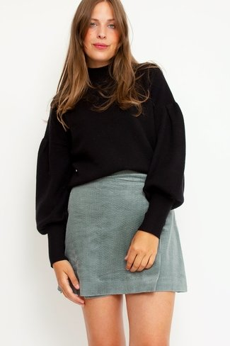 Yasfonny Sweater Black