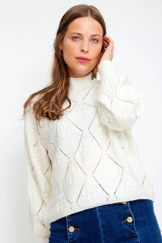 Yassoma Sweater White