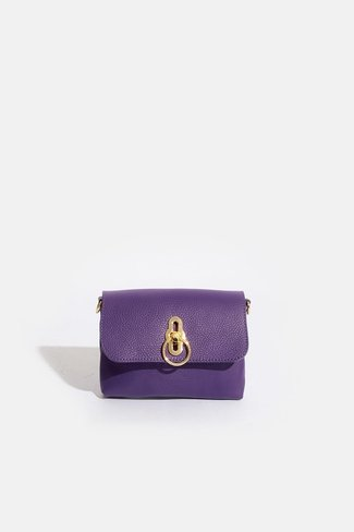 Maci Ring Bag Purple