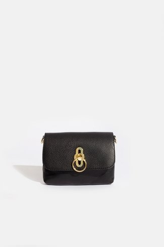 Maci Ring Bag Black