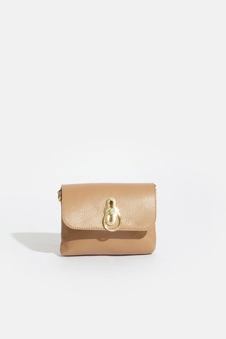 Maci Ring Bag Camel