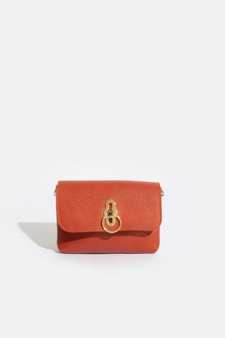 Maci Ring Bag Rust