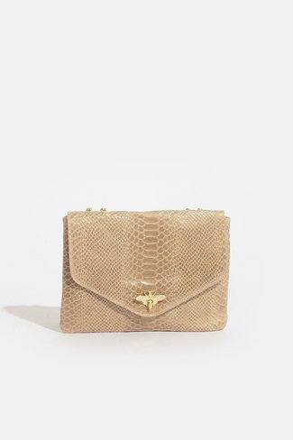 Dragonfly Bag Beige Sweet Like You