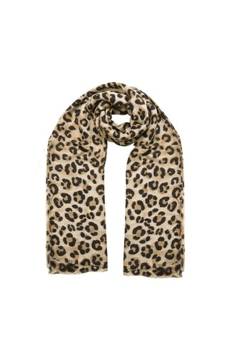 Panther Scarf Brown Sweet Like You Sweet Like You