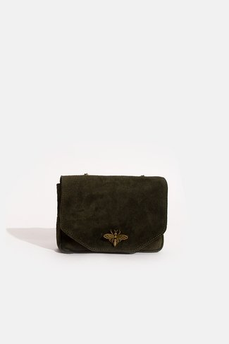 Dragonfly Mini Chain Bag Khaki