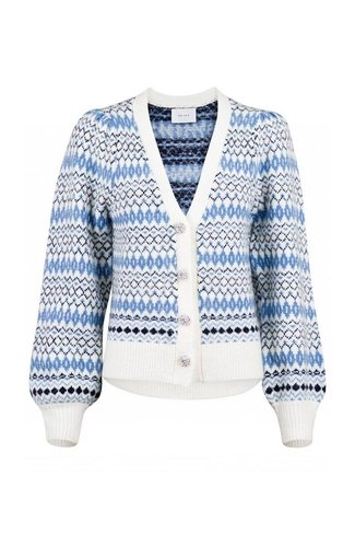 Gimma Cardigan Blue