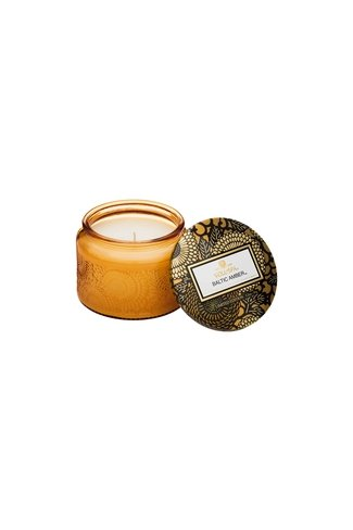 Baltic Amber Petite Jar Scented Candle