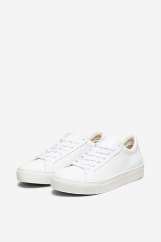 Slfemma Shoes White Selected Femme