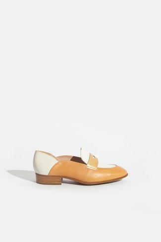 Iseo Loafers Beige